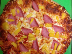 Yes, it's pineapple pizza. Some people think it's delicious. Others despise it. Whatever the case, the debate is here to stay.